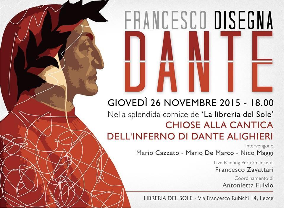 Questa sera ti presento un libro Omaggio a Dante