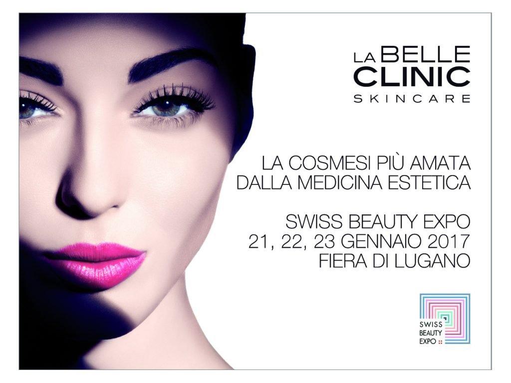 Alla Swiss Beauty Expo il nuovo sistema di bellezza