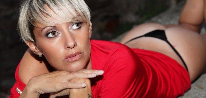 Intervista su Radio Dora con Nicoletta Branco, Shooting Exilles - Ph. Roberto Troisi
