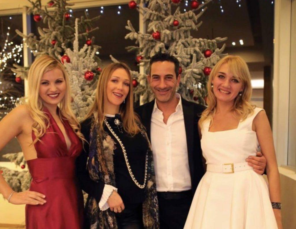 Festa doppia per il Natale Russo dei Vip