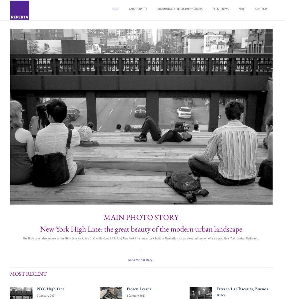 Fotografia documentaria: nasce Reperta.org, progetto internazionale per le foto di reportage, analisi ed indagine
