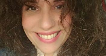 La poetessa italo-venezuelana Hebe Munoz
