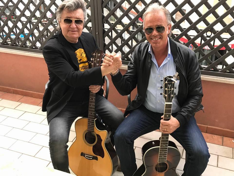 Bobby Solo e George Aaron danno vita alla hit estiva