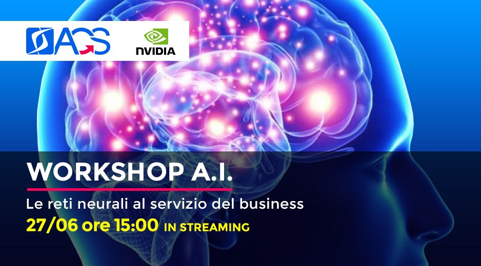 In arrivo il Workshop sull'intelligenza artificiale