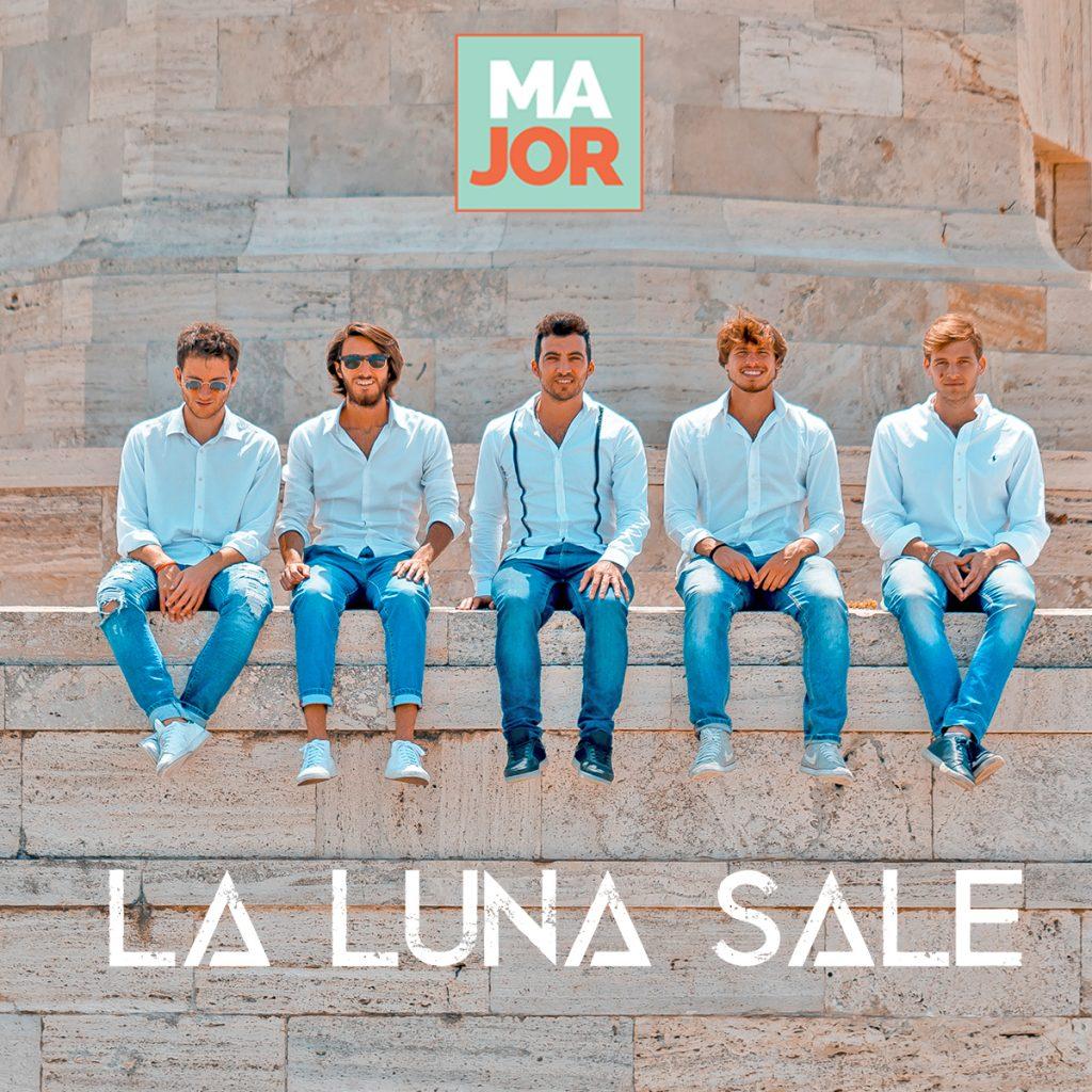 La luna sale, il nuovo singolo dei Major, dal 26 luglio in tutte le emittenti nazionali