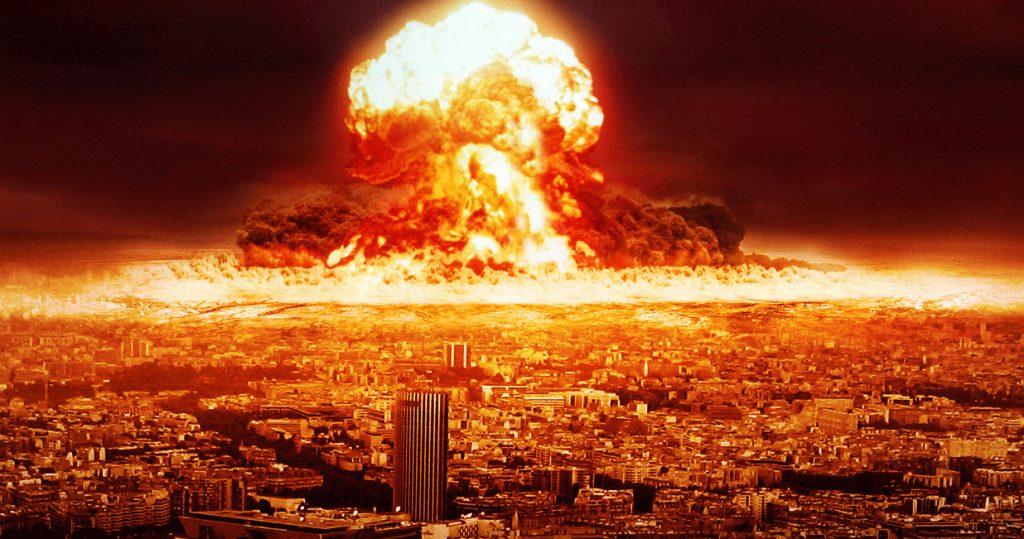 Bomba atomica, proteste davanti Montecitorio: