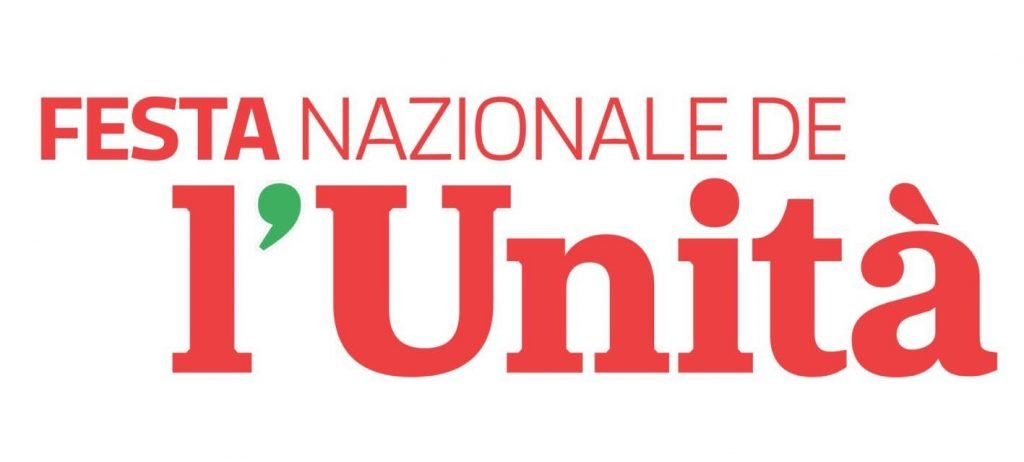 Alla Festa de L'Unita nazionale arriva