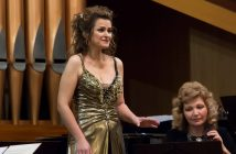 Liliana Marin|Soprano Lirico