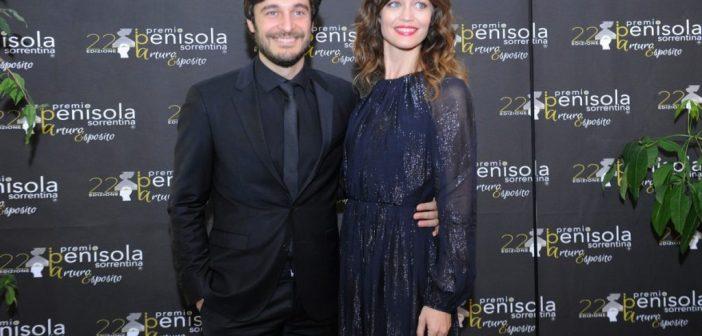 """TV, nominati """"Ambassador 2017″ gli attori Lino Guanciale e Francesca Cavallin"""
