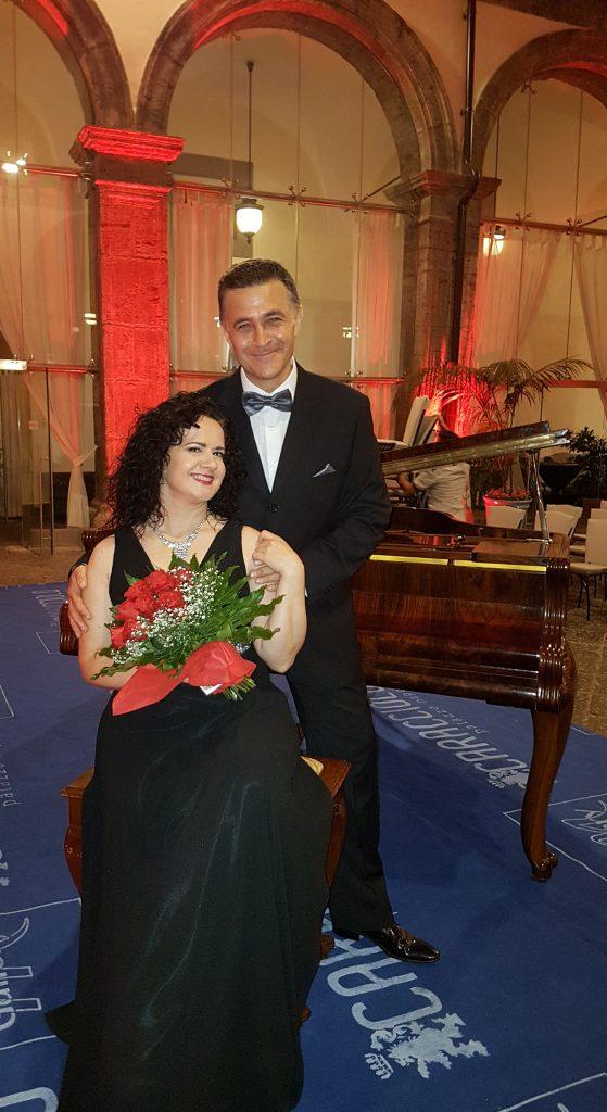 A Napoli i Ricordi, l'Amore e le Donne in Opera, Operetta e Arie da salotto