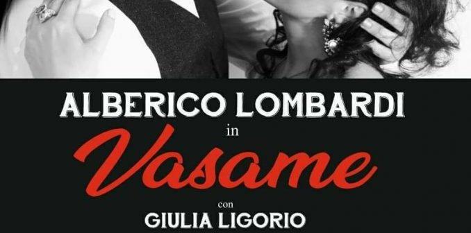 Vasame, la canzone del film Napoli Velata, diventa uno spettacolo teatrale