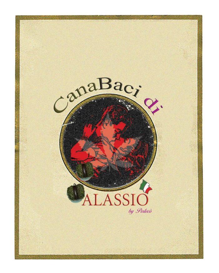 CANABACI, i baci alla cannabis della gelateria Perlecò di Alassio