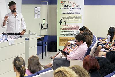 José Ramón Gamo, especialista en Neuropsicólogía infantil y director pedagógico del CADE