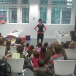 Actividades SGD en la Biblioteca de San Francisco, Pamplona