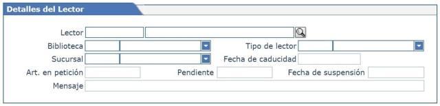 3 Cómo generar la petición a depósito a través de AbsysNet