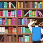Ese libro no está en la estantería, pero… ¿me lo puedo llevar?