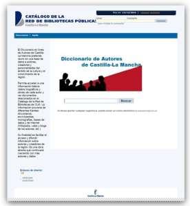 Diccionario de autores de Castilla la Mancha