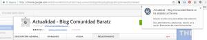 Extensión Comunidad Baratz 4
