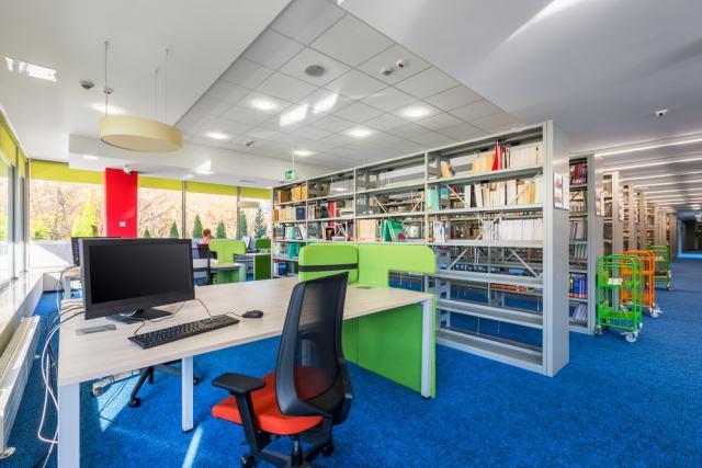 Las bibliotecas que buscan ofrecer nuevos servicios precisan de nuevas tecnologías
