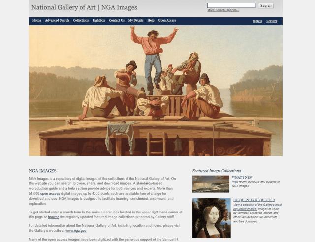 National Gallery Art (NGA)
