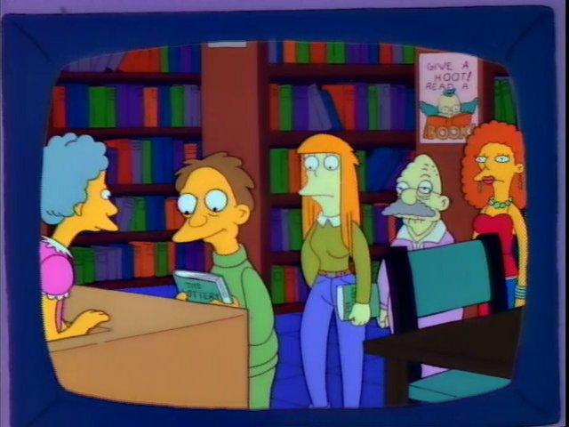Todo bestseller tiene su aluvión de préstamos en la biblioteca