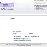 El Parlamento de Andalucía se pasa a absysNET
