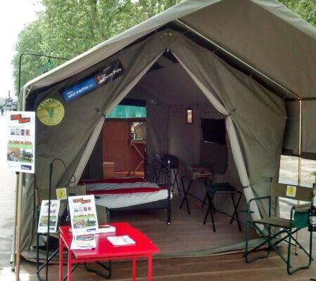 Tented Camp en Valladolid