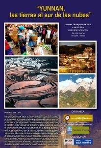 Charla sobre Yunnan
