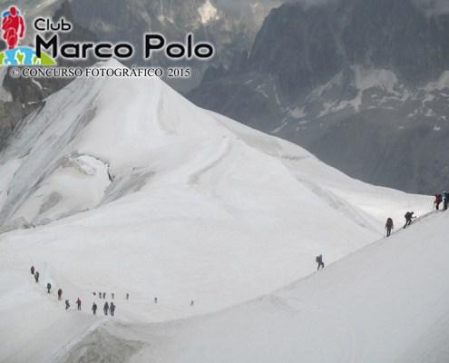 Premio Gente Viajera: Paseo por los Alpes por Amaia Zabala