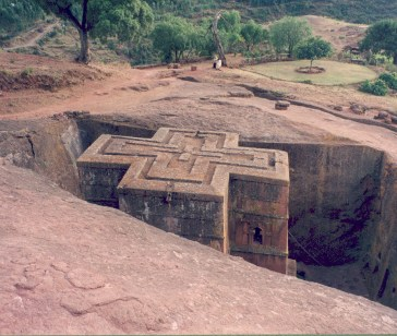Iglesias de Lalibea