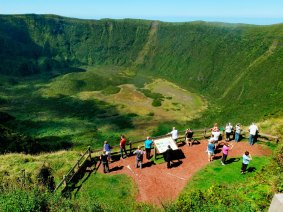 azores-crater