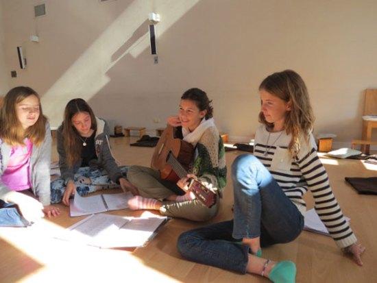 Retiro del SEA para adolescentes (1º y 2º año gba / 7º CABA) @ Luján, ARG | Casa de María | Luján | Buenos Aires | Argentina