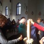 Retiro de Fuego en Anisacate, Córdoba