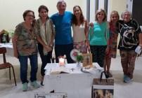 Comenzó un taller en San José del Rincón