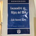 Encuentro de Hijos del SEA de Buenos Aires