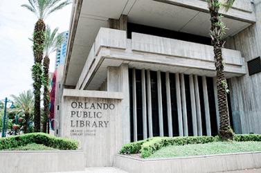 Orlando-Public-Library