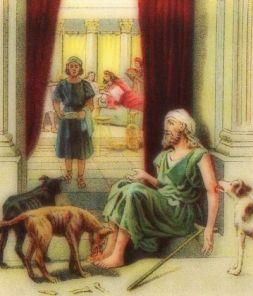 Lázaro y el Rico.2