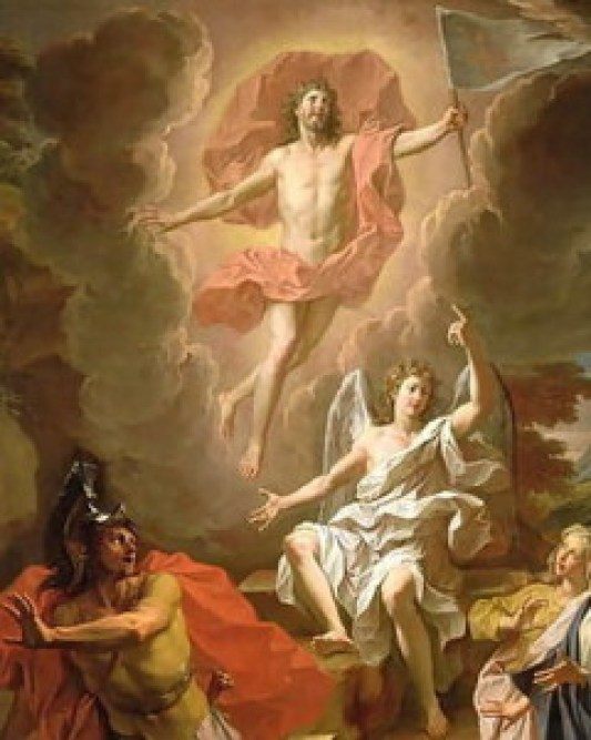 resurrection-of-jesus by Noel Caypel