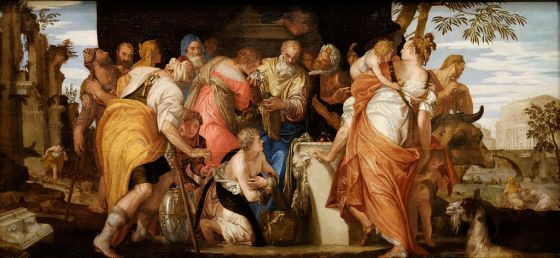 The_Anointing_of_David__Veronese