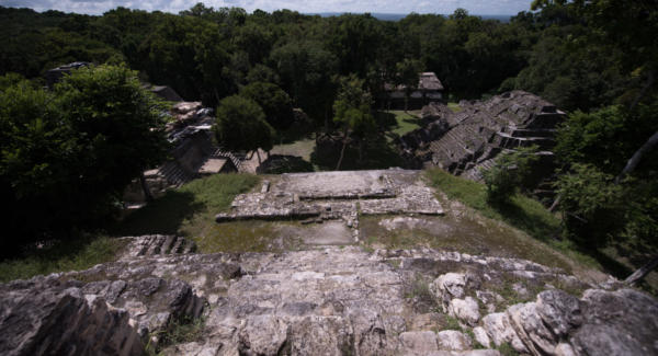 Maya Ruins in Yaxhá, Petén, Guatemala. Photo: Santiago Billy/Comvite