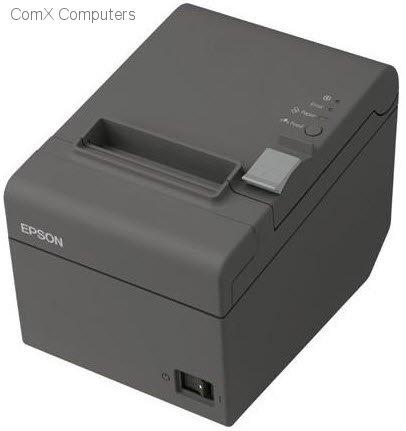 Specification sheet (buy online): C31CD52002 Epson TM-T20II USB + Serial Thermal line POS printer