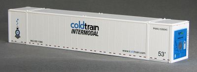 N 53 Ft Thermo King Reefer Containers, Fresh Express (01) 4-053215
