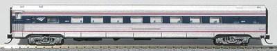 "N Budd Amtrak 4b ""Wave"" Paint Scheme"