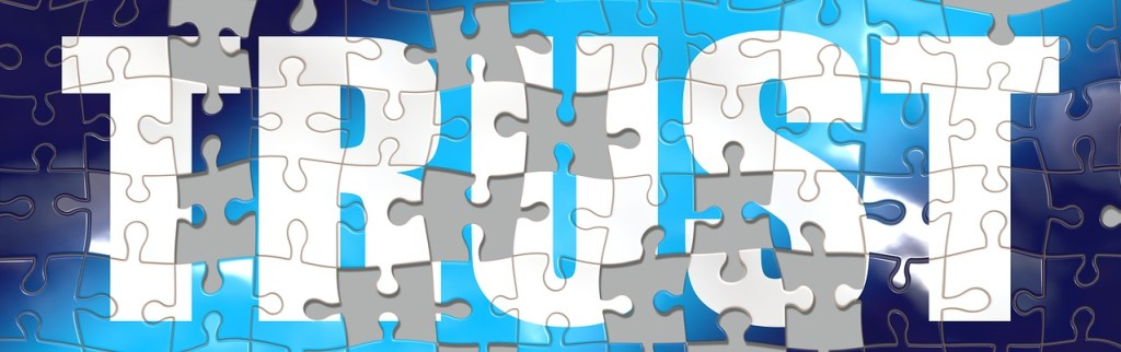 trust: a jigsaw of many ingredients