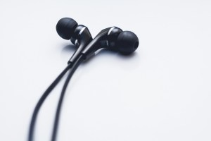 decent earphones are already an improvement in audio set-up in online meetings
