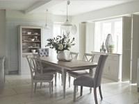 Pantone Grey Painted Dinning Chair