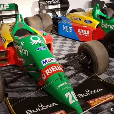 Benetton-Ford B188 F1 [1988]
