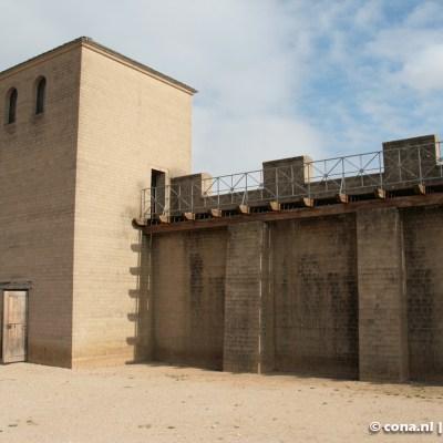 Archeologisch Park Xanten - Stadsmuur & Verdedigingstoren
