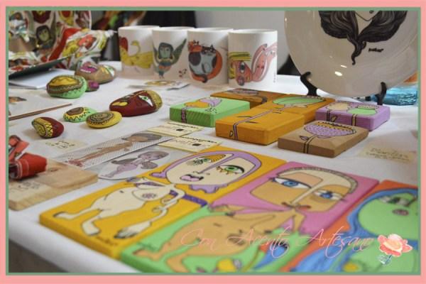 Ilustraciones Dpnita en Muchomasmarket
