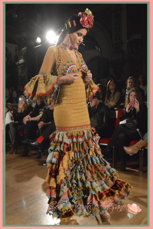 Los amarillo albero de Raquel Teran en We Love Flamenco 2015